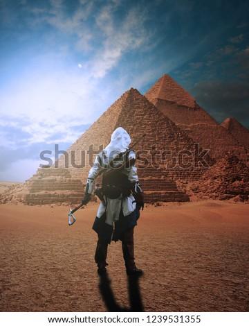 assassins creed pyramids