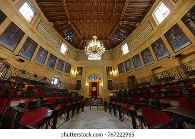The Assembly House of Gernika, Basque Country