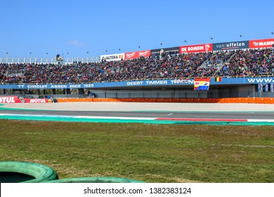 ASSEN NETHERLANDS - APRIL 12-14, 2019: World Superbike Race Championship WSBK-Motul Dutch Round, 28, Markus Reiterberger, BMW