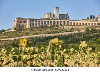 Assisi - Basilica di San Francesco d'Assisi, Umbria, Italy