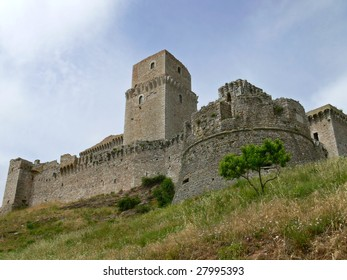 Assisi castle