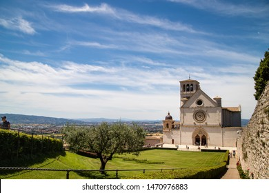 assisi in Italy , Umbria , chapel of st Francisi