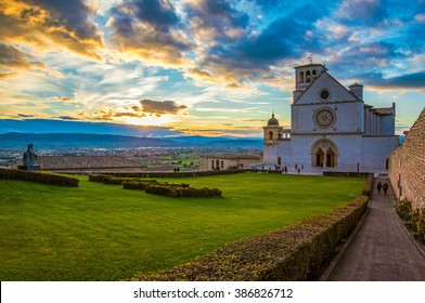 Assisi (Umbria, Italy), medieval town