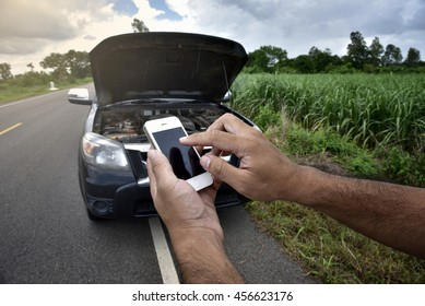 assistance ask for help roadside