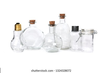 Assorted bottle collection