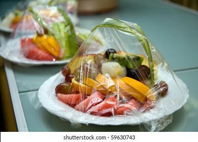 Plastic Wrap Images, Stock Photos & Vectors | Shutterstock
