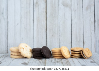 Assorted Girl Scout Cookies