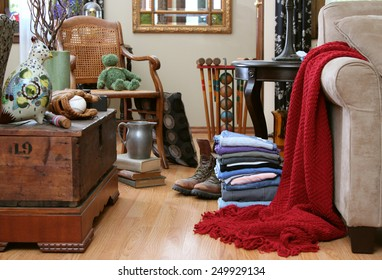 Assorted household and personal items
