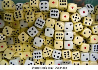 An assortment of dice.