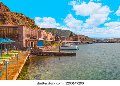 Assos (Behramkale) Ancient Harbor - Canakkale