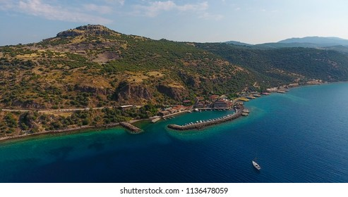 Assos, also known as Behramkale or for short Behram, is a small historically rich town in the Ayvacık district of the Çanakkale Province, Turkey.