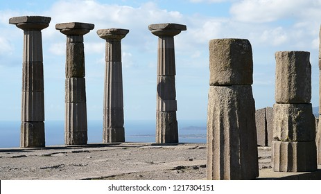 Assos temple Turkey