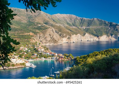 Assos,Kefalonia,Greece