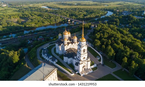 Assumption Cathedral with bell tower