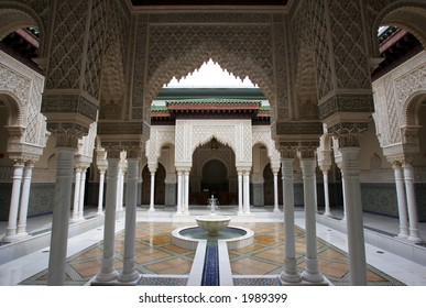 Astaka Morocco or Moroccan Pavilion or Islamic Garden Pavilion, 2006.