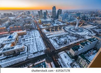 Astana - city of future