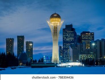 Astana city, Kazakhstan