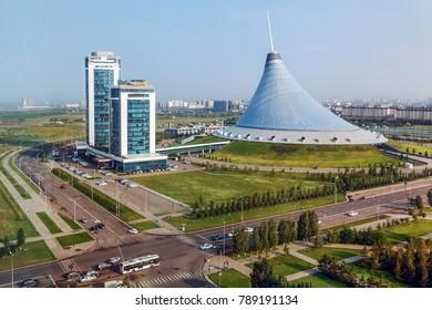 kazakstan stad