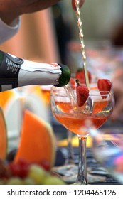 """Asti, Piedmont/Italy -09/20/2008-  The annual wine fair """"Douja D'Or""""."""
