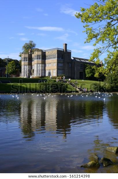 Astley Hall Chorley England Stock Photo Edit Now 161214398