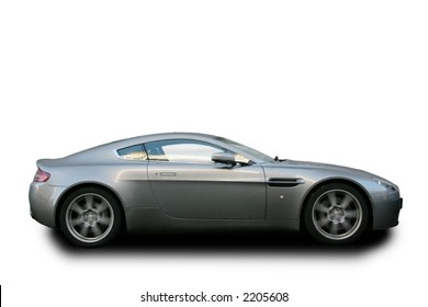 Aston Martin Isolated