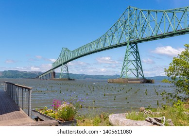 Astoria-Megler Bridge, Astoria, Oregon, USA