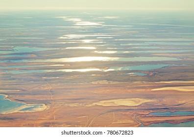 Astrakhan nature Landscape