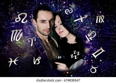 astrological compatibility of the man and woman