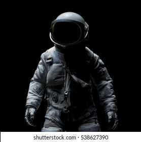 Astronaught in shadow