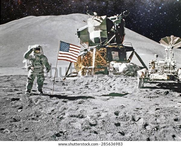 moon landing 2019 funny saiditnet - 600×487