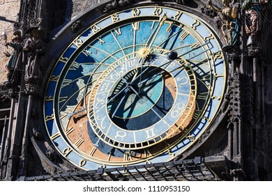 astronomical clock, Prague, Chech republic