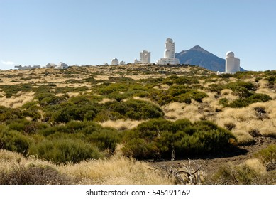 astronomical observatory tenerife canary islands