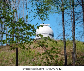 astronomical observatory and weather station, Galyatető, Hungary