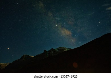 Astrophotography in drass