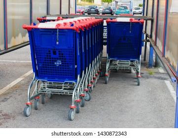 Supermarket Carrefour Images Stock Photos Vectors
