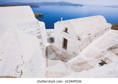 Astypalaia island, Dodecanese, Greece