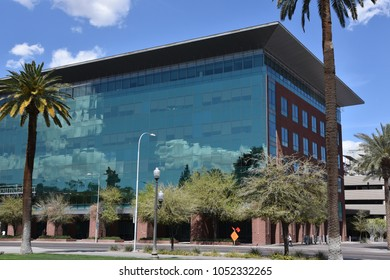ASU Fullton Center Arizona State University Tempe Arizona 3/17/18