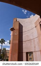 ASU Hayden Library Arizona State University Tempe Arizona 3/17/18