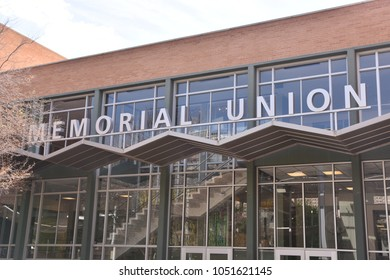 ASU Memorial Union building Arizona State University Tempe Arizona 3/17/18