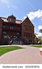 ASU Old Main Arizona State University Tempe Arizona 3/17/18