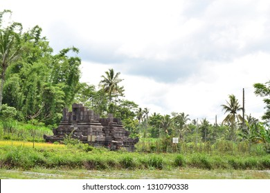 Asu Sengi Temple, Magelang, Indonesia.