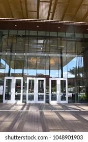 ASU Student Pavilion Arizona State University Tempe Arizona 3/17/18