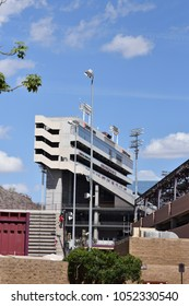 ASU Sun Devil Stadium Arizona State University Tempe Arizona 3/17/18