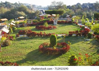 Aswan Botanical Garden - Egypt
