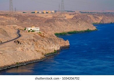 The Aswan Dam, Is an embankment dam built across the Nile at Aswan, between 1898 and 1902, Since the 1960s, the name commonly refers to the Aswan High Dam