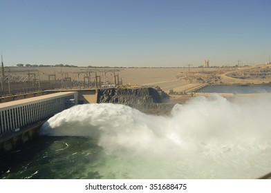Aswan High Dam - Aswan - Egypt