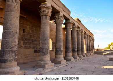 aswan temple  egypt