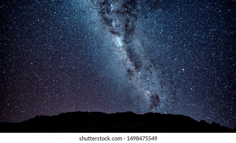 Atacama beauty sky in Chile
