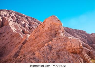 Pukará of Atacama Desert