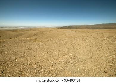 Atacama desert in Chile